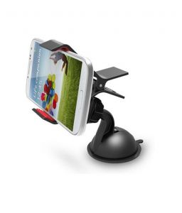 Car Mobile Holder With 360 Degree Rotating - [set Of 2]