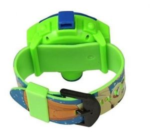 6th Dimensions Chotta Bheem 24 Image Projector Watch Gift For Kid