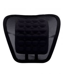 Car Back Rest With Extra Comfort From Lighthouse Mgt Pvt Ltd (black Colour)