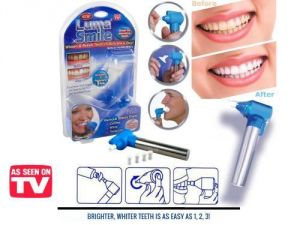 As Seen On TV White Polish Teeth In Minutes
