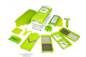 Multi Chopper Vegetable Cutter Fruit Slicer