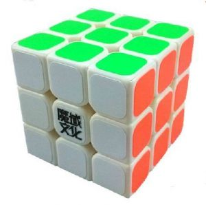 Moyu Aolong 3 X 3 X 3 Speed Cube White Puzzle