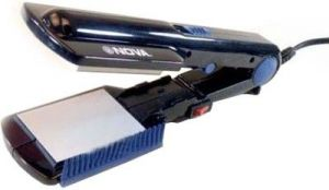 Nova 461-2 Two-in-one Electric Crimper Cum Straightener