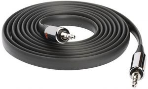 Griffin Auxiliary Aux Cable (black)