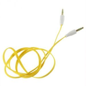 3.5mm Male To Male Stereo Audio Aux Cable For iPod