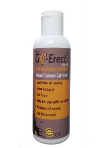 Go-erect Chocolate Flavoured ( Natural Intimate Lubricant )100ml