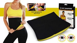 Unique Cartz Hot Shapers Neoprene Belt Tummy Body Slim Shaper Unisex