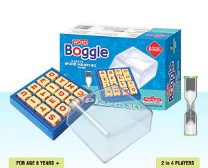 Playmate Word Boggle - Word Building Game. Age 4 To 8 Years+
