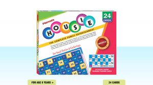 Playmate Housie - 24 Cards Game Board Puzzle Multi Age & Player