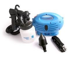 Home Basics Paint Zoom Sprayer Spray Gun Tool
