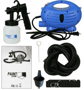 Home Basics Paint Zoom Spray Gun