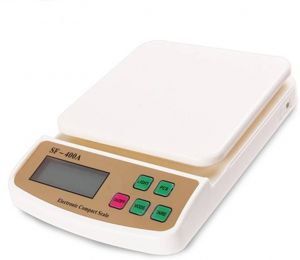 Unique Cartz Advanced Electronic Kitchen Digital Weighing Scale Upto 10kg