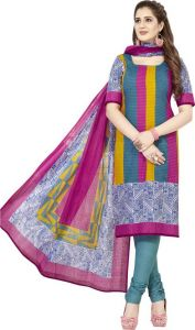 Elegant Cotton Designer Printed Dress Material Salwar Suit (code-rc1333)