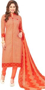Elegant Cotton Designer Printed Dress Material Salwar Suit (code-rc1771)