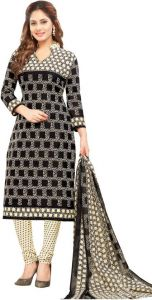 Elegant Cotton Designer Printed Dress Material Salwar Suit (code-rc1717)