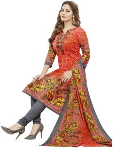 Legant Cotton Designer Printed Dress Material Salwar Suit (code-rs1727)