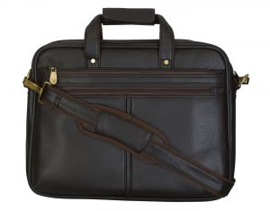 Right Choice Genuine Leather Messenger Bag