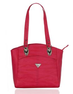 Right Choice Designer Pink Handbag