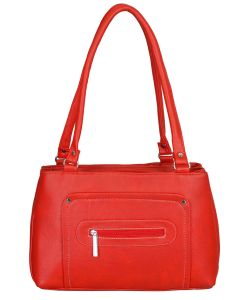 Right Choice Designer Red Color Handbag