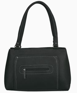 Right Choice Designer Black Color Handbag