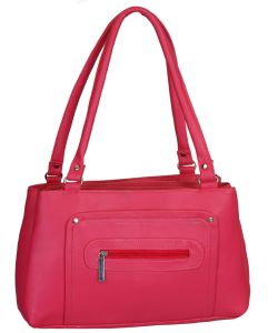 Right Choice Designer Pink Color Handbag