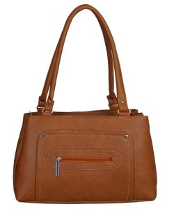 Right Choice Designer Tan Color Handbag