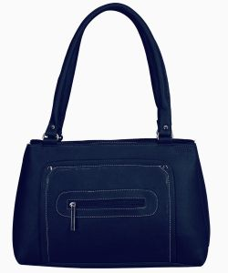 Right Choice Designer Blue Color Handbag