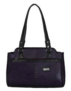 Right Choice Purple Color Handbag