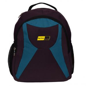 Right Choice Blue Color Backpack