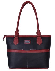 Right Choice Black Handbag For Women(rcb197)
