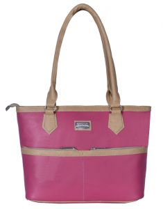 Right Choice Pink Color Handbag For Women(rcb198)