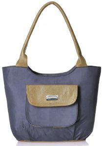 Right Choice Blue Color Handbag(124)