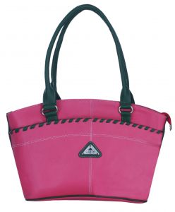 Right Choice Pink Handbag For Women(1184)