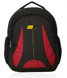 Right Choice Red Color Backpack