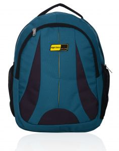 Right Choice Blue And Black Color Backpack