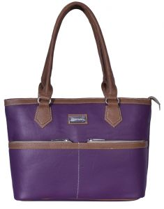 Right Choice Purple Color Handbag For Women(rcb196)
