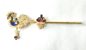 Mor Design Bansuri For Bal Gopal / Attractive Peacock Bansuri