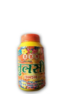 Shree Bbn Tulsi Chandan (kumkum) / Ashtgandh Powder - 2 PCs