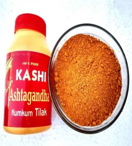 Kashi Tulsi Ashtagandha Chandan Tilak Powder Pack Of 3