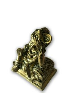 Brass Krishna Statue Lord For Your Home Decoration