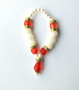 Designer Moti Neckless For Goddess / Devi Haar / Devi Shringar Haar