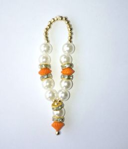 Elegent Moti Mala For Goddess Shringar / Devi Haar / Neckless For God