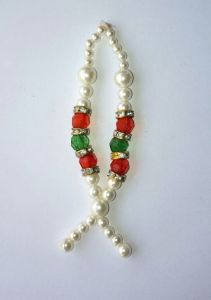 Designer Moti Mala For God / Devi Haar / Goddess Haar / God Shringar