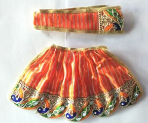 Beautiful Mor Design Lehanga For Matarani Shringar / Matarani Lehanga