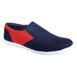 Monkx-slip-on Casual Shoes For Men_10003-1-blue
