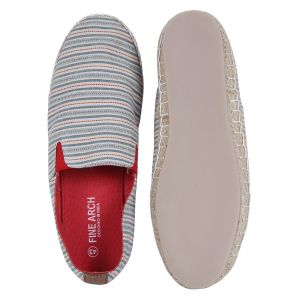 Fine Arch-canvas Espadrilles For Men_asf-121-multi
