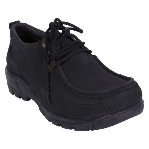 Men's Footwear - Fine Arch-Casual Boot For Men_Asf-132-Black