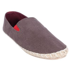 Fine Arch-canvas Espadrilles For Men_asf-134-brown
