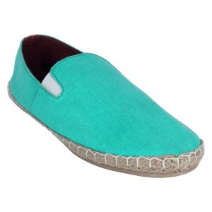 Fine Arch-canvas Espadrilles For Men_asf-136-green