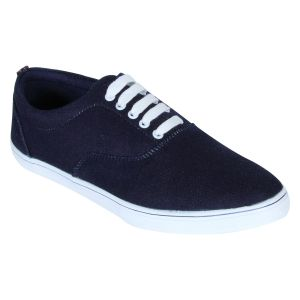 Monkx-lace Up Casual Shoes For Men_blm-043-blue